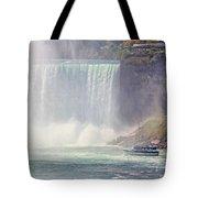 Niagara Falls 4050 Tote Bag