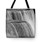 Niagara Falls Closeup Box Camera Effect Tote Bag