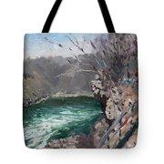 Niagara Falls Gorge Tote Bag