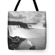 Niagara Falls Maid Of The Mist Tote Bag