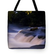 Niagara Falls Three Tote Bag