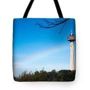 Niagara Landmarks Tote Bag