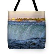 Niagara Panoramic Tote Bag