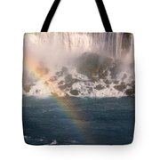 Niagara Rainbow Tote Bag