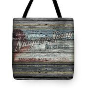 Niagara Spray Beer Tote Bag