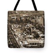 Niagara Street Winter 2013 Tote Bag