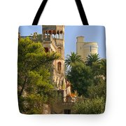 Nice - France - A Multiple Of Facets Tote Bag by Christine Till