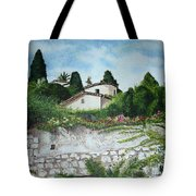 Nice- France Tote Bag