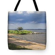 Nice Little Cove Tote Bag