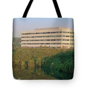 Nice Place To Work Tote Bag