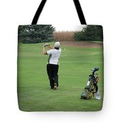 Nice Swing Tote Bag