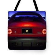 Nice Tail Tote Bag