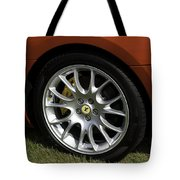 Nice Wheel Tote Bag