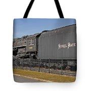 Nickel Plate Road Tote Bag