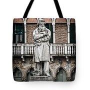Nicolo Tommaseo Tote Bag