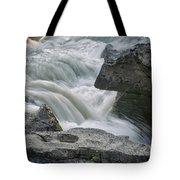Nigel Creek Cascades Tote Bag
