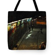 Night Activity Tote Bag