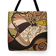 Night And Day.. Tote Bag
