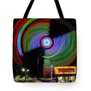 Night At The Fair Tote Bag