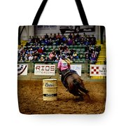 Night At The Rodeo V23 Tote Bag