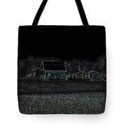 Night Barns Tote Bag