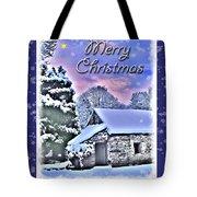 Christmas Card 28 Tote Bag