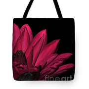 Night Blooming Lily 1 Of 2 Tote Bag
