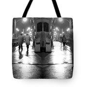 Night Bridge Tote Bag
