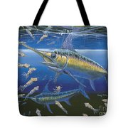 Night Broadbill Off0068 Tote Bag