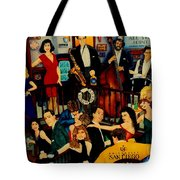 All Star Joint Tote Bag