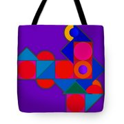 Night Color Tote Bag
