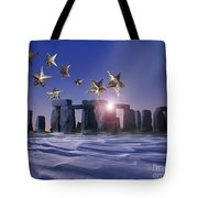 Night Cometh Tote Bag