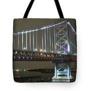 Night Crossing Tote Bag