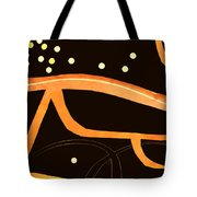 Night Driving With Off Ramps Tote Bag