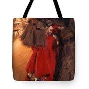 Night Effect Tote Bag