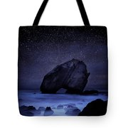 Night Guardian Tote Bag by Jorge Maia