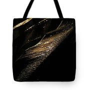 Night Leaves Tote Bag