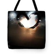 Night Life Love Tote Bag