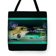 Night Lights With The Classics Tote Bag
