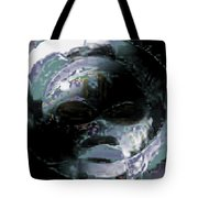Night Mask Tote Bag