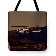 Night Mission Tote Bag