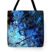 Night Mist Tote Bag