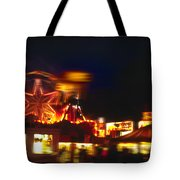 Night Moves 2 Tote Bag