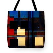 Night Moves Tote Bag by Carol Leigh
