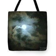 Night Of The Moon Tote Bag