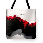 Night On The Town Left Tote Bag