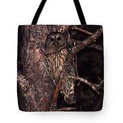 Night Owl Tote Bag