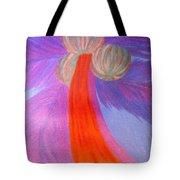 Night Palm Tote Bag