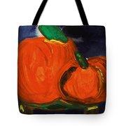 Night Pumpkins Tote Bag