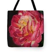Night Rose Tote Bag